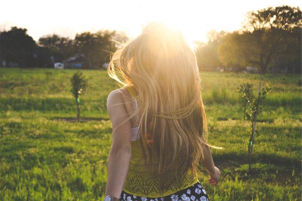 Avoir des cheveux long rapidement